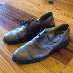 Men's Martin Dingman dress shoes - Size 10.5 D